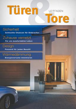 Türen, Tore, Wärmedämmung und Einbruchschutz in Wittingen