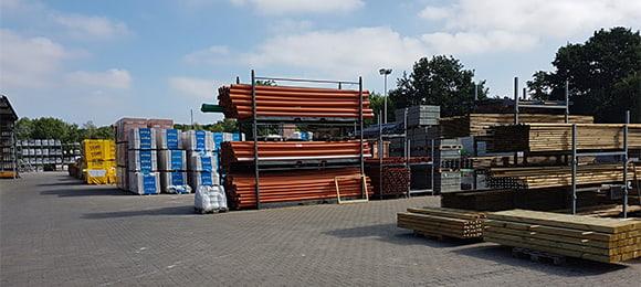 Baustoffmarkt Wittingen, Baumaterial und Baustoffe