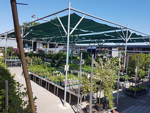 Baustoffmarkt Wittingen, Gartenbedarf und Pflanzen